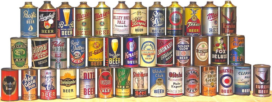Beer Can History